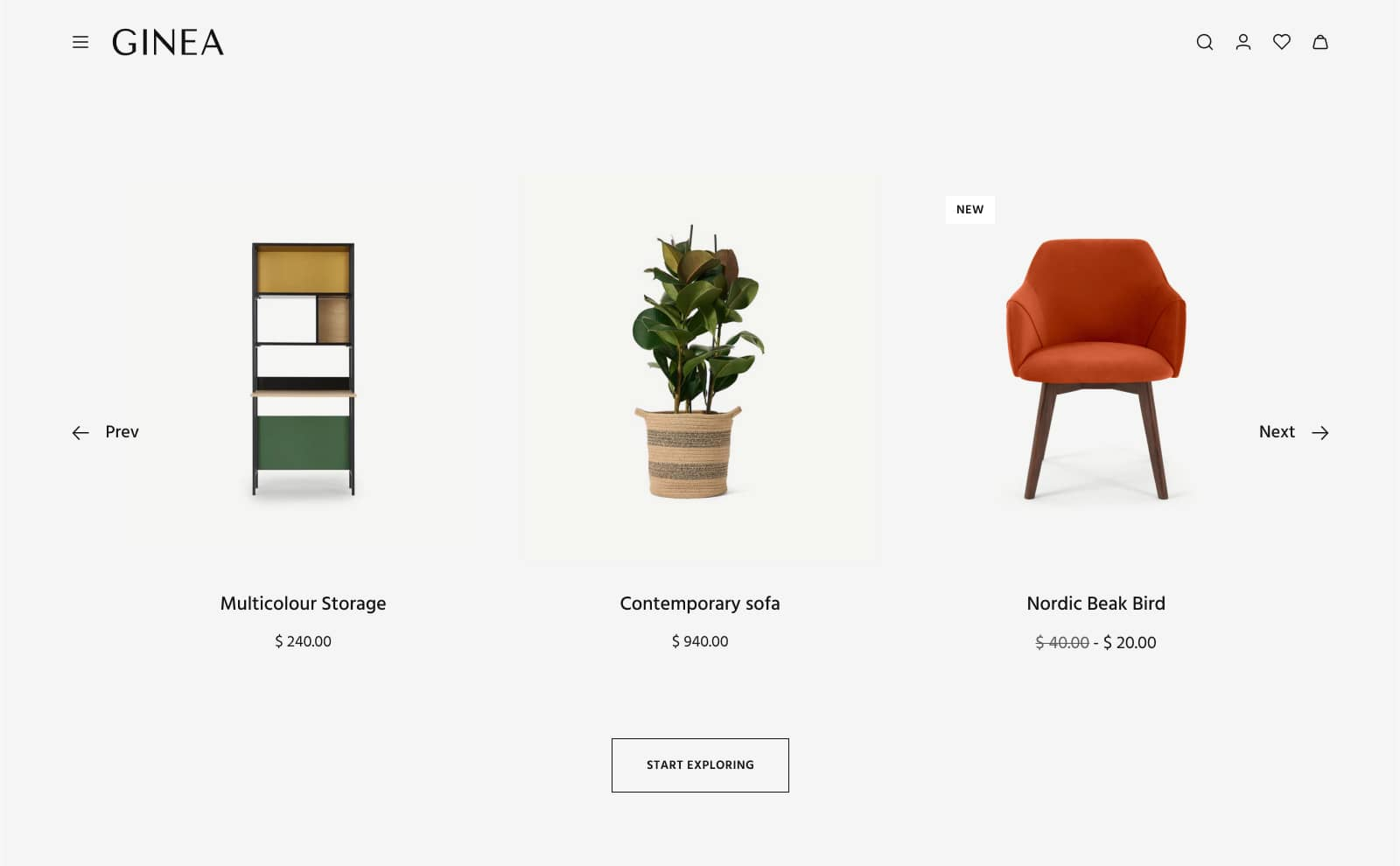 Simple Furniture Home
