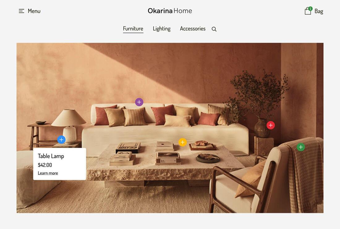 Okarina - Clean Furniture Store