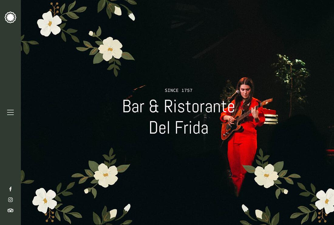 Frida Bar & Restaurant - We serve passion