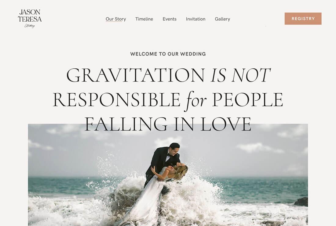 Wedding - Beautyfully Elegant Wedding Theme