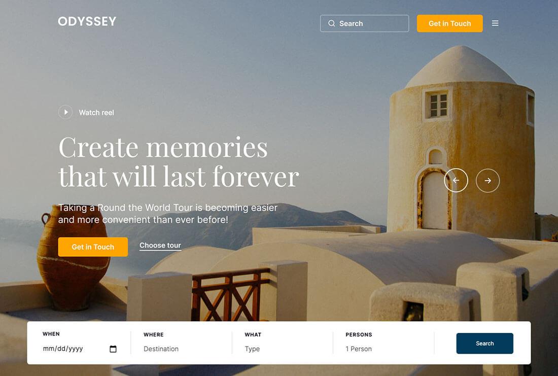 Odyssey Agency - Adventure Travel & Tourism