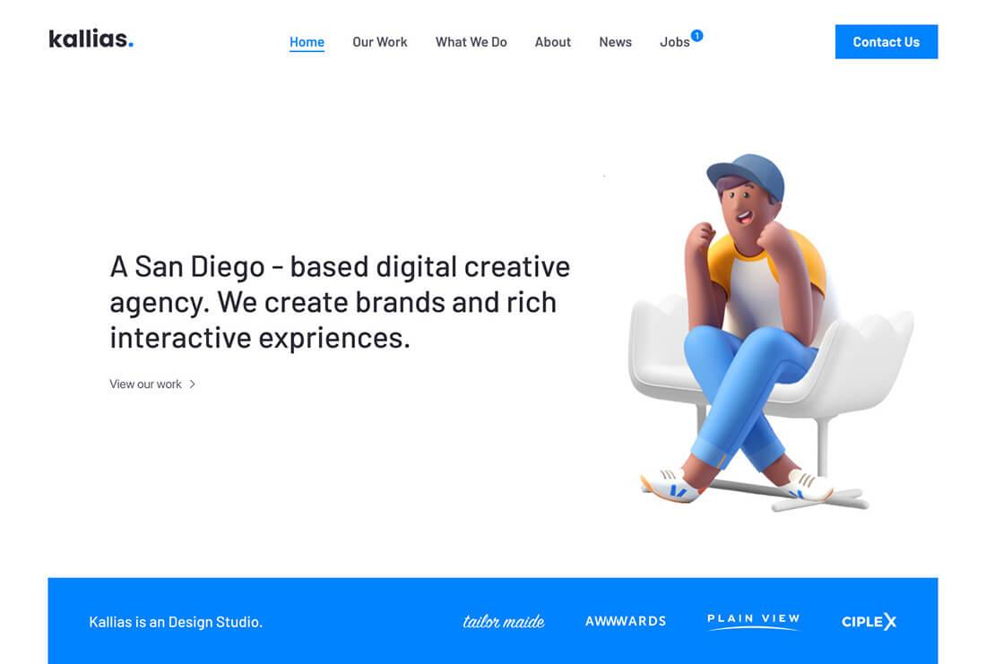 Kallias - Creative Agency