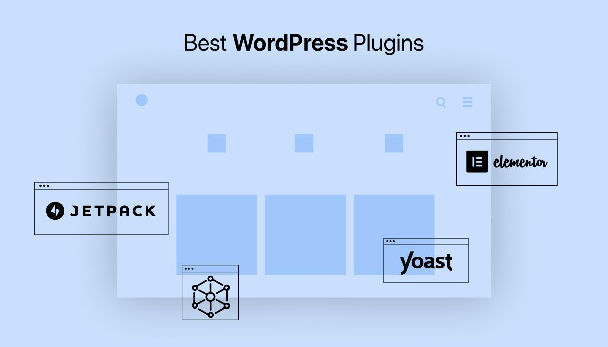 9 Free and Essential WordPress plugins for every website