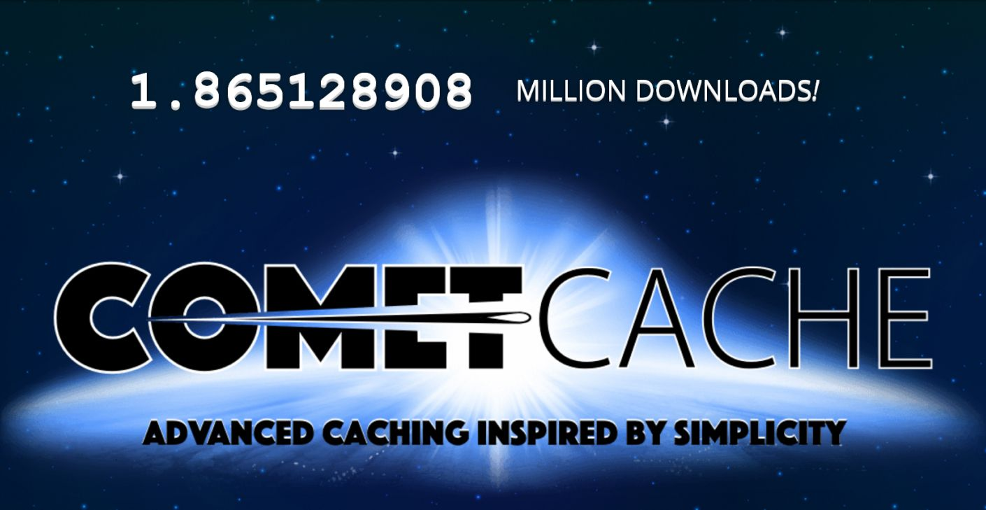Comet Cache Plugin for caching websites