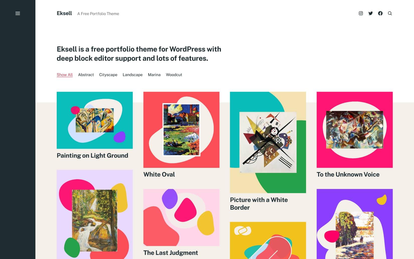 Best and minimal free WordPress Themes