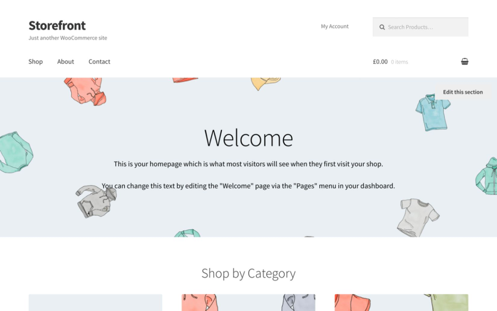 Best Free themes fort WordPress StoreFront