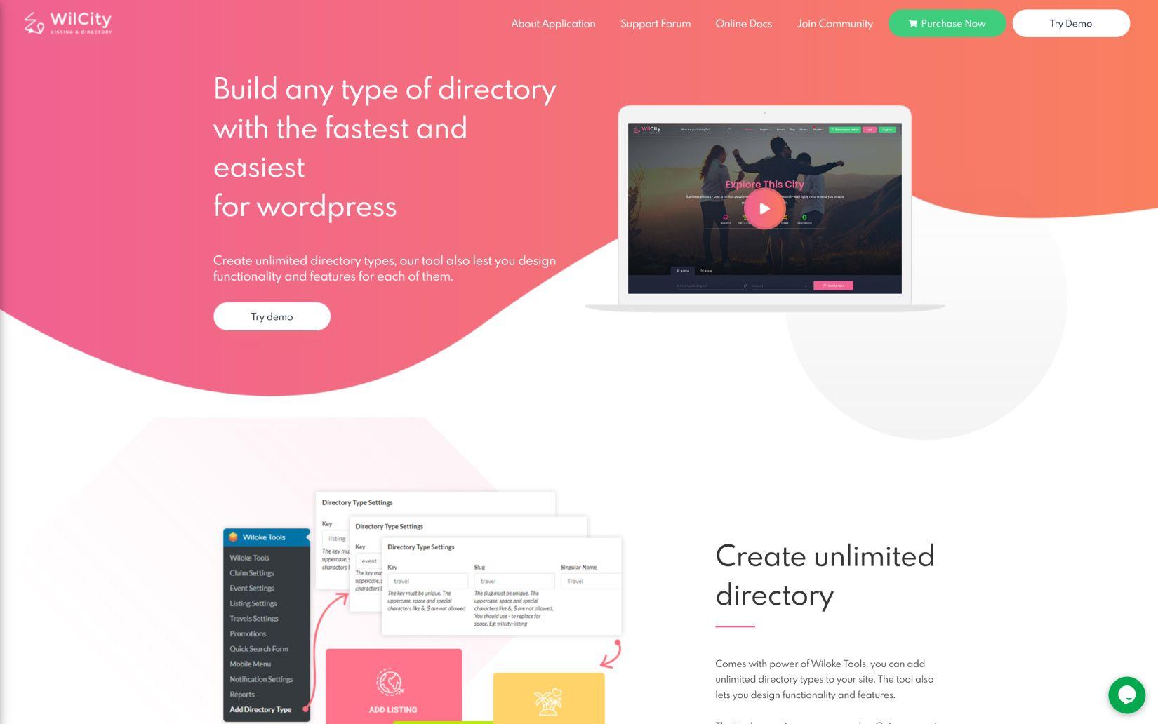 20 Best Directory & Listing WordPress Themes 2