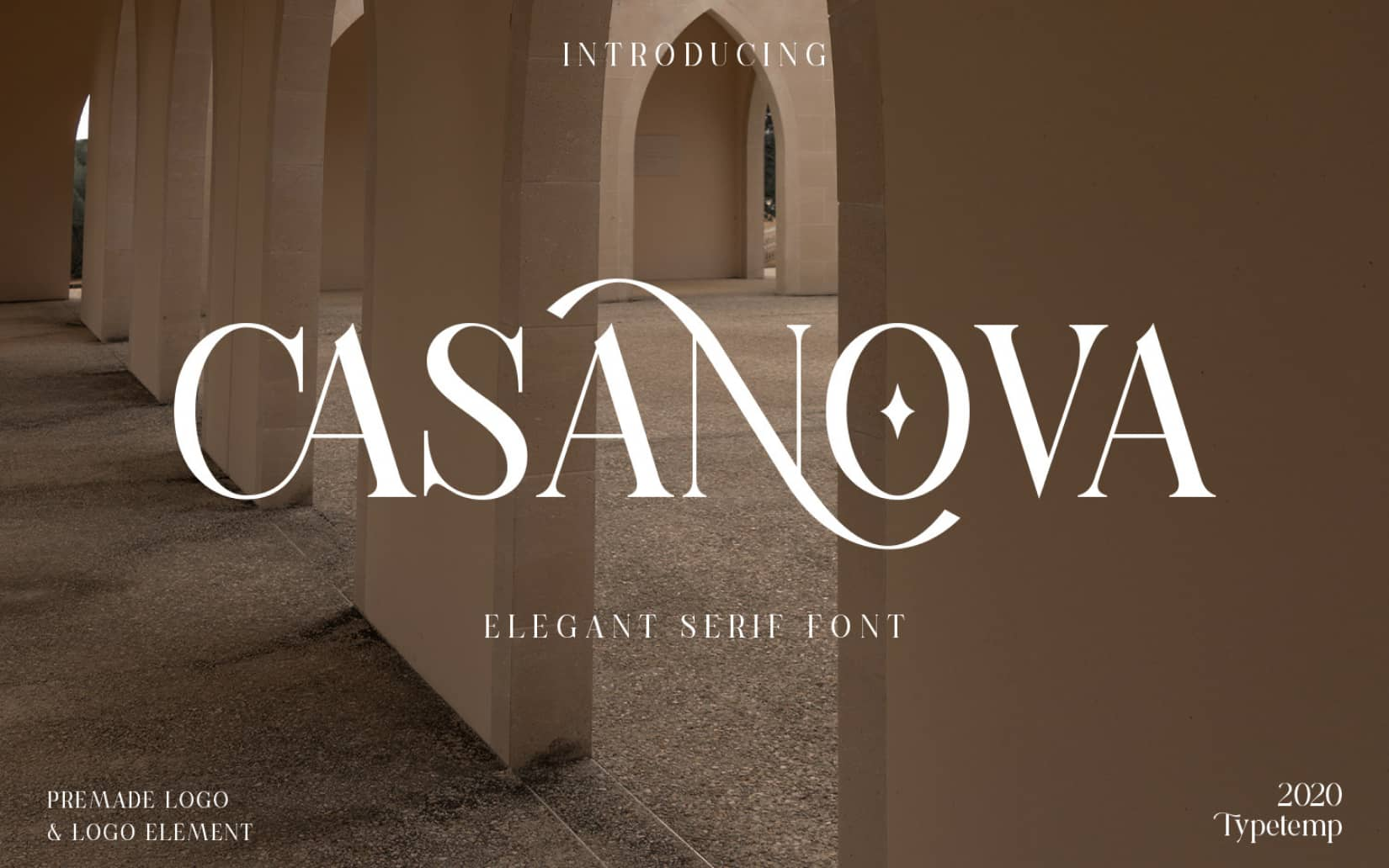 Best Elegant Display Fonts to download for free