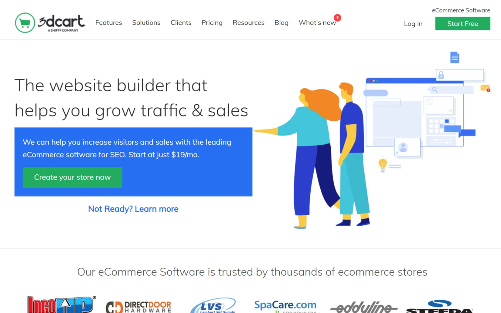 Best eCommerce Platforms for Building Online Stores 2021 3