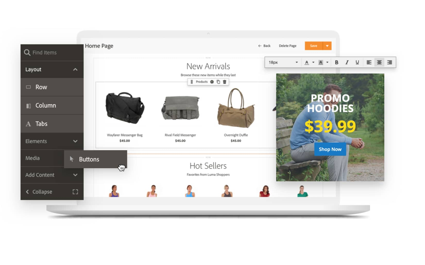 Best eCommerce platforms to build online stores 2021