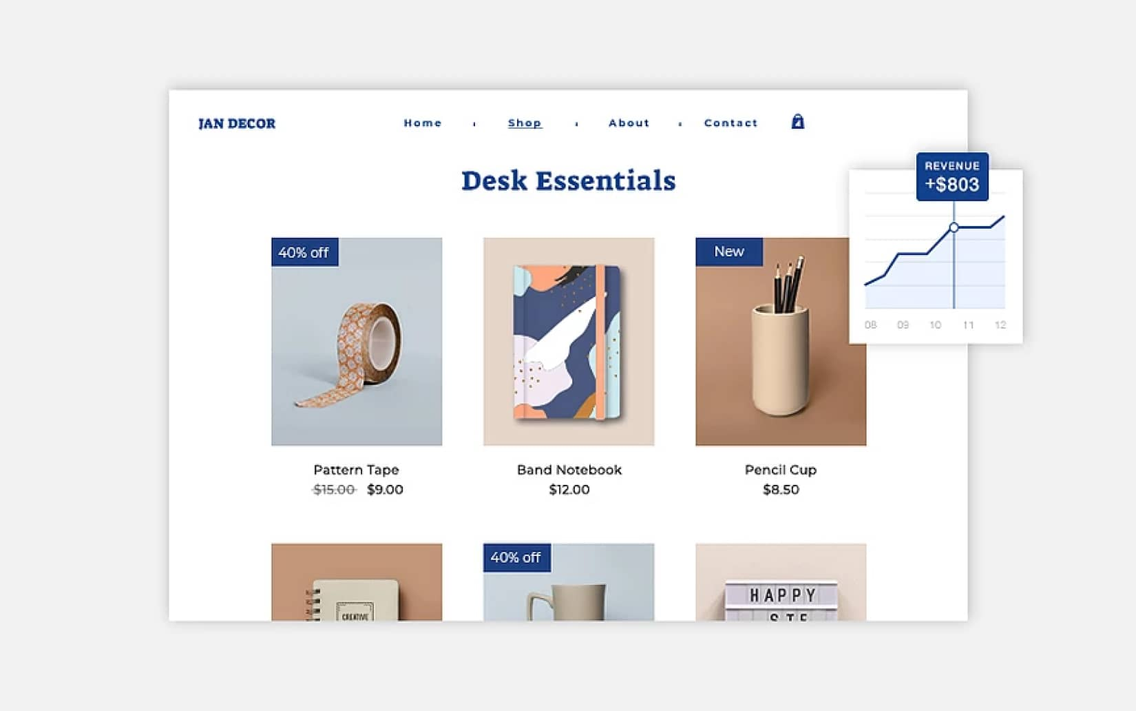 Wix - Best eCommerce platforms to build online stores