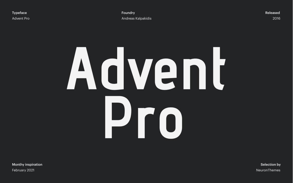 20 Best Free Block Fonts in 2021 1