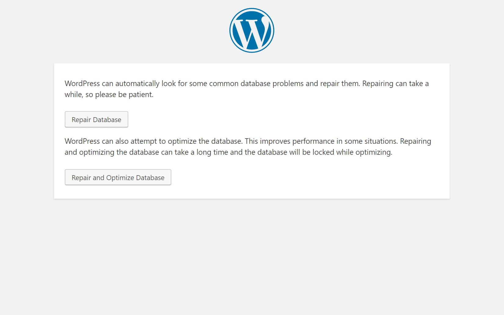 How to Fix the Error Establishing a Database Connection in WordPress 2