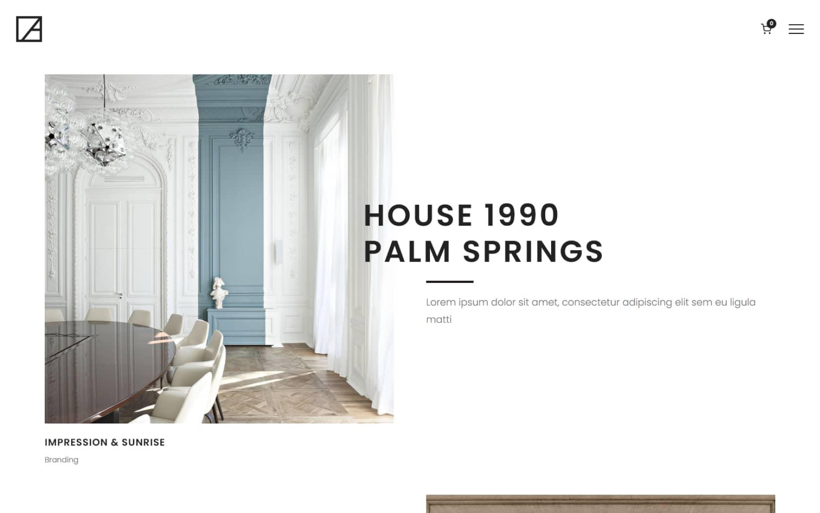 Arkhitekton Modern Architecture and Interior Design WordPress Theme