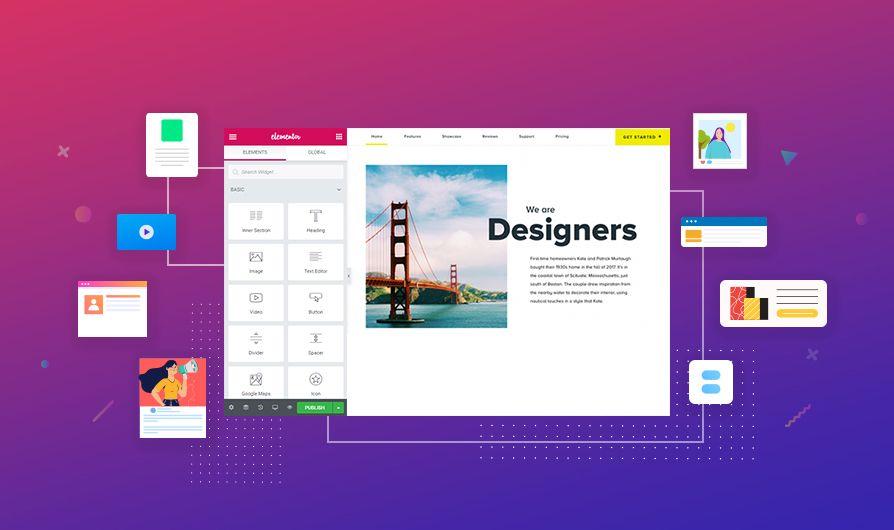 Best Page Builders for WordPress in 2020 Elementor