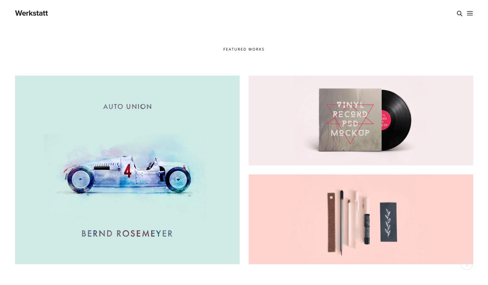 WP WerkStatt Agency Modern – Werkstatt Creative Portfolio WordPress Theme compressor 1