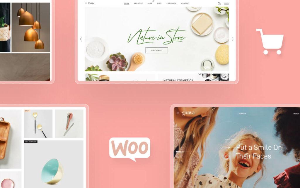 25 Best WooCommerce WordPress Themes