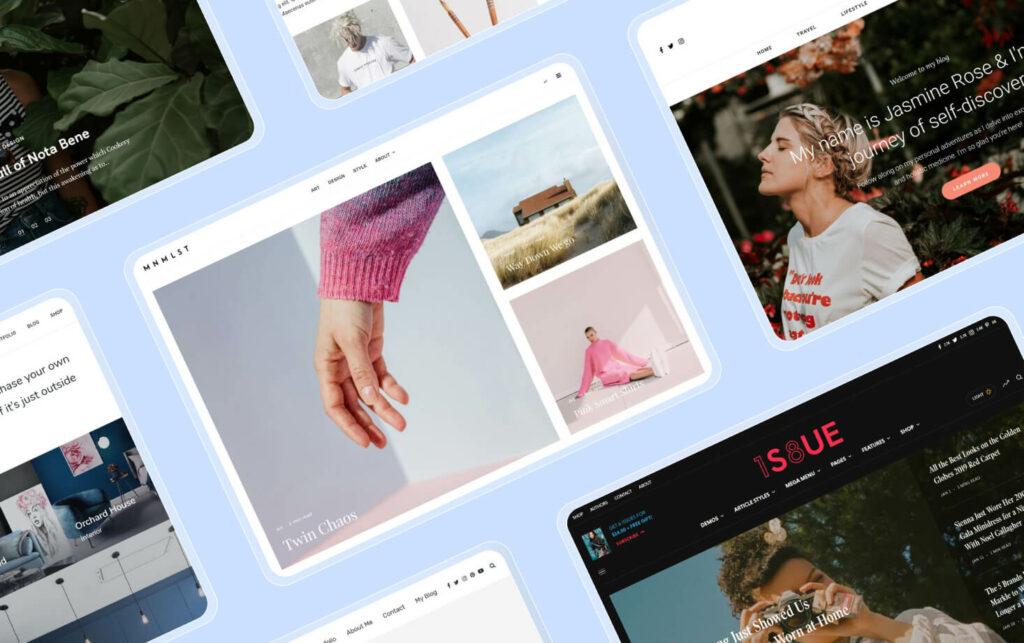 12 Best Blog Magazine WordPress Themes