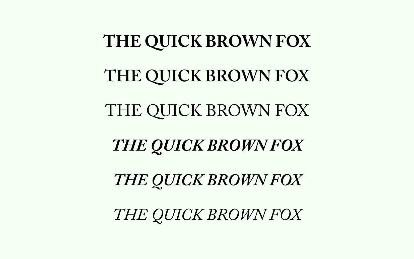 Best Free Sans Serif Fonts Adobe Caslon