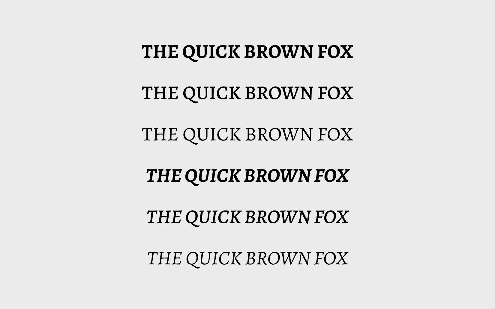 Best Free Sans Serif Fonts Alegreya Sans