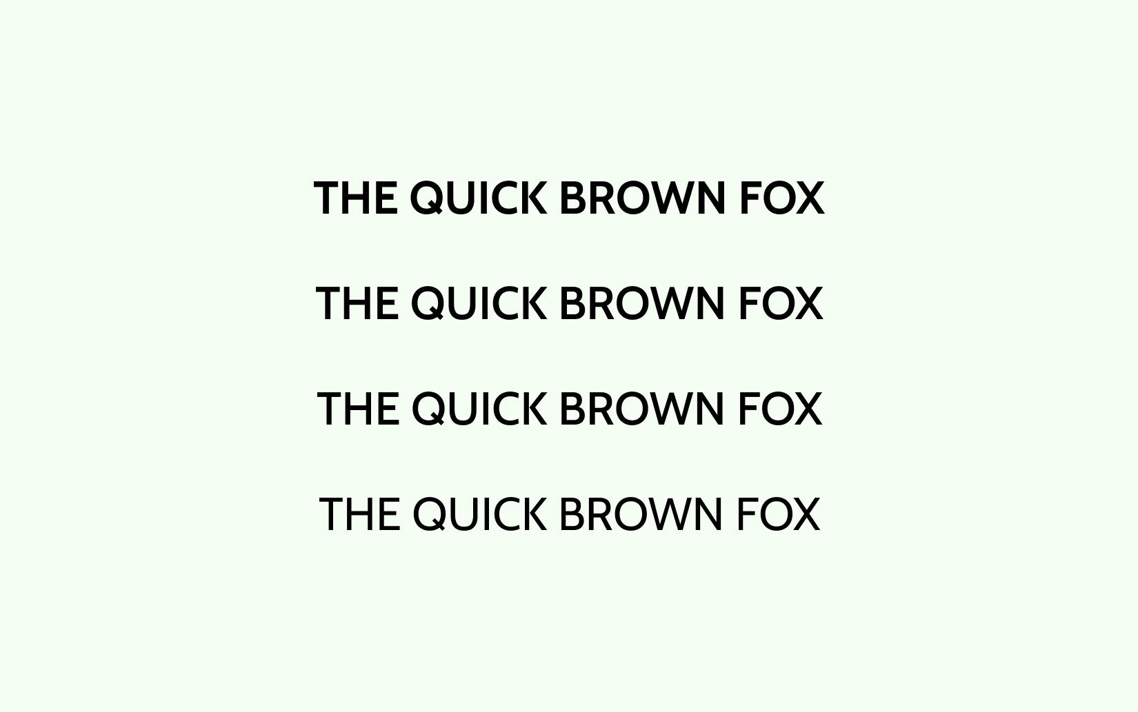 Best Free Sans Serif Fonts Cabin