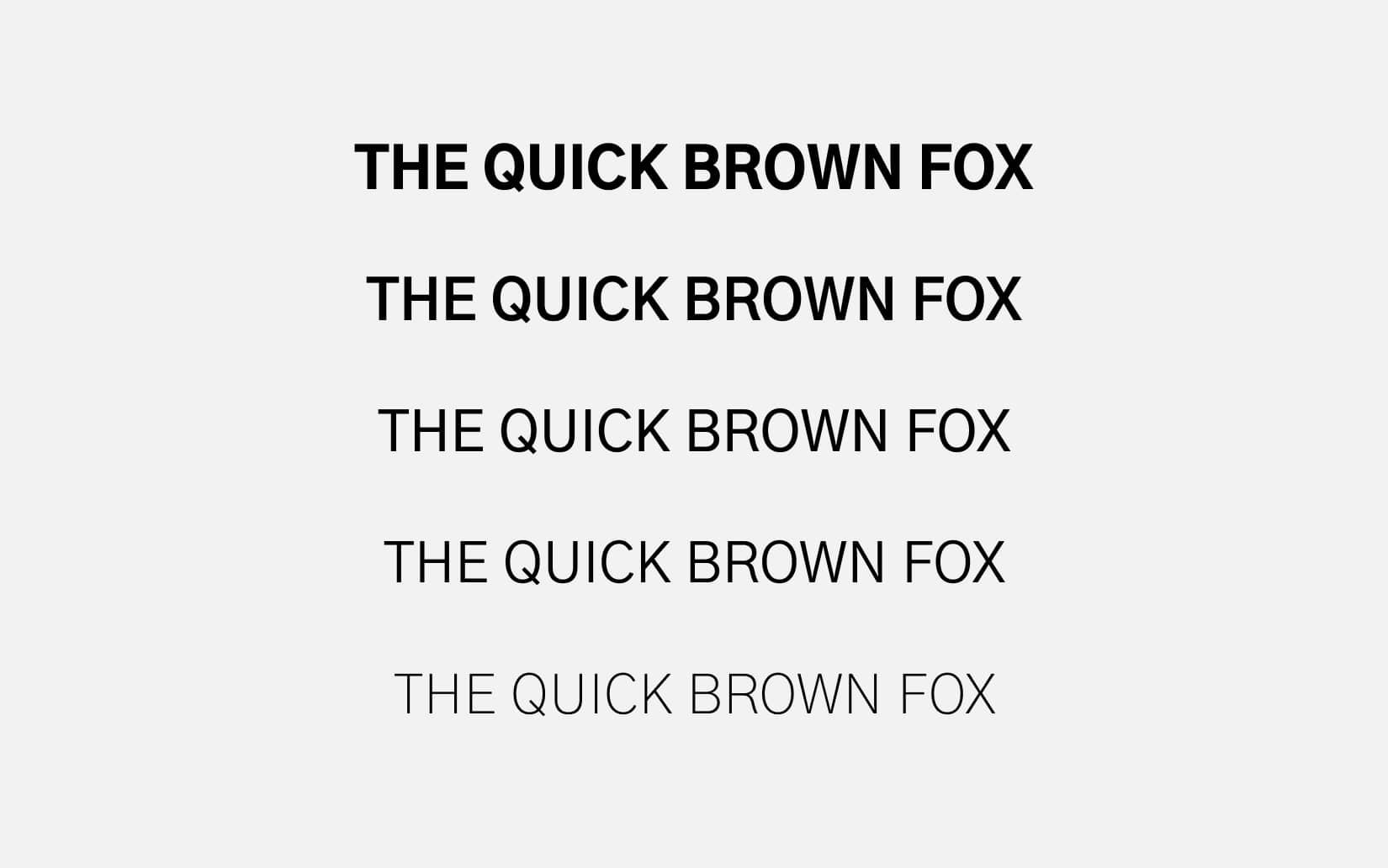 Best Free Sans Serif Fonts Gothic A1