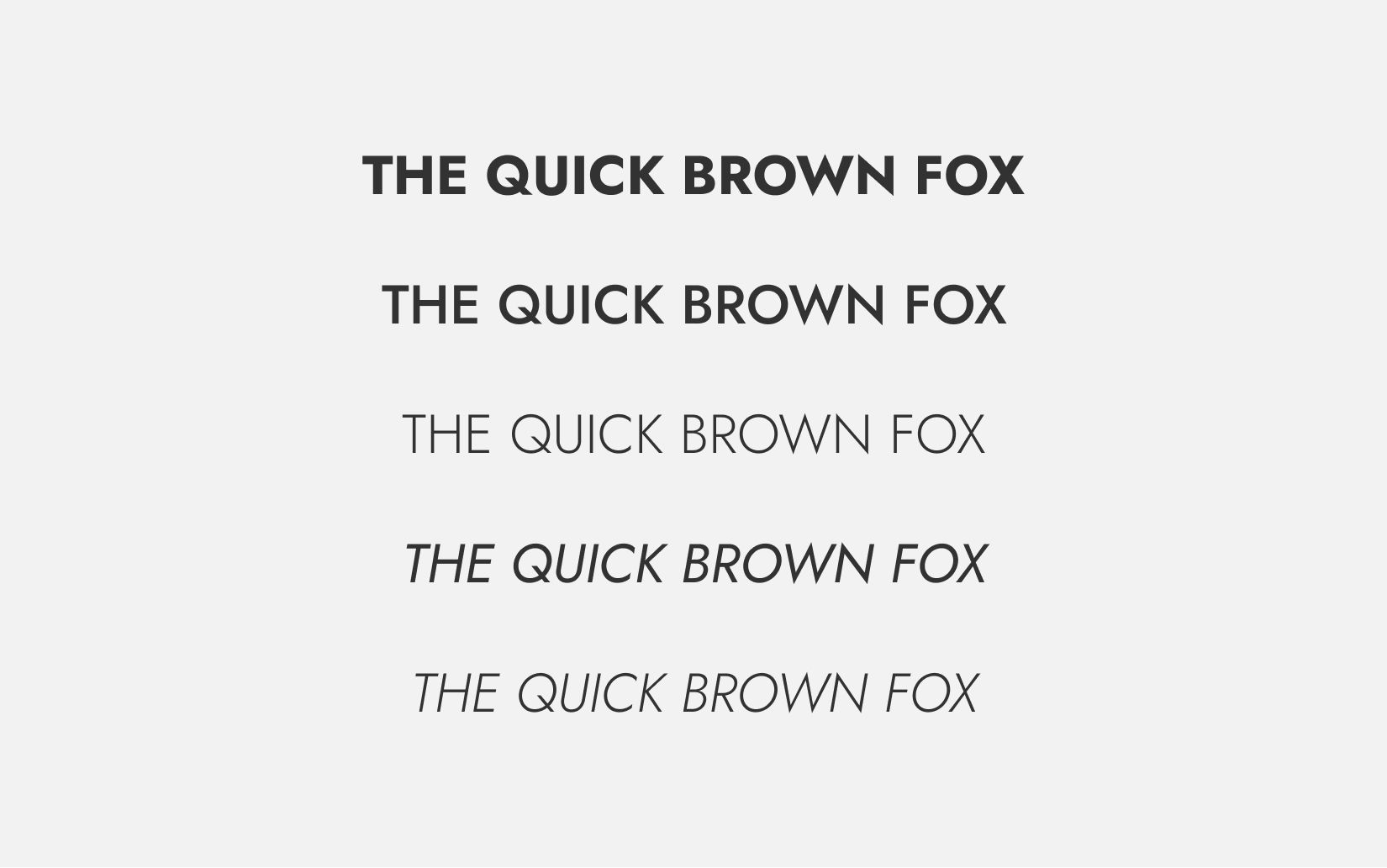 Best Free Sans Serif Fonts Renner