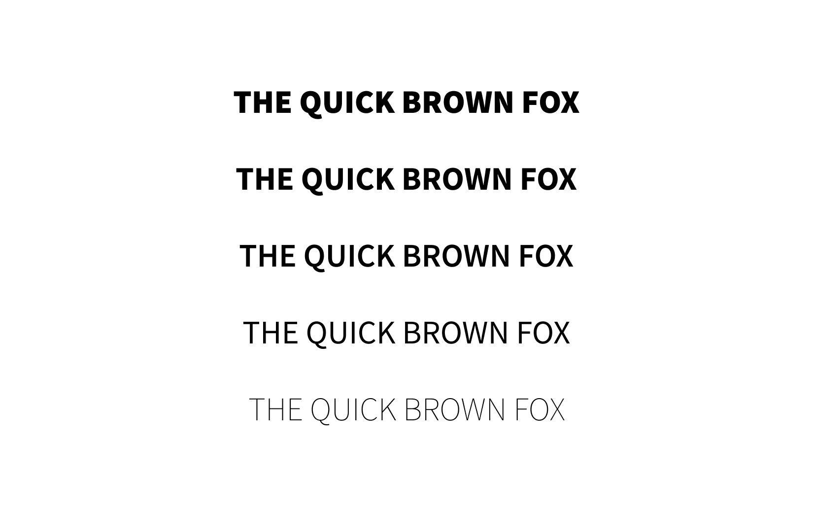 Best Free Sans Serif Fonts Source Sans Pro