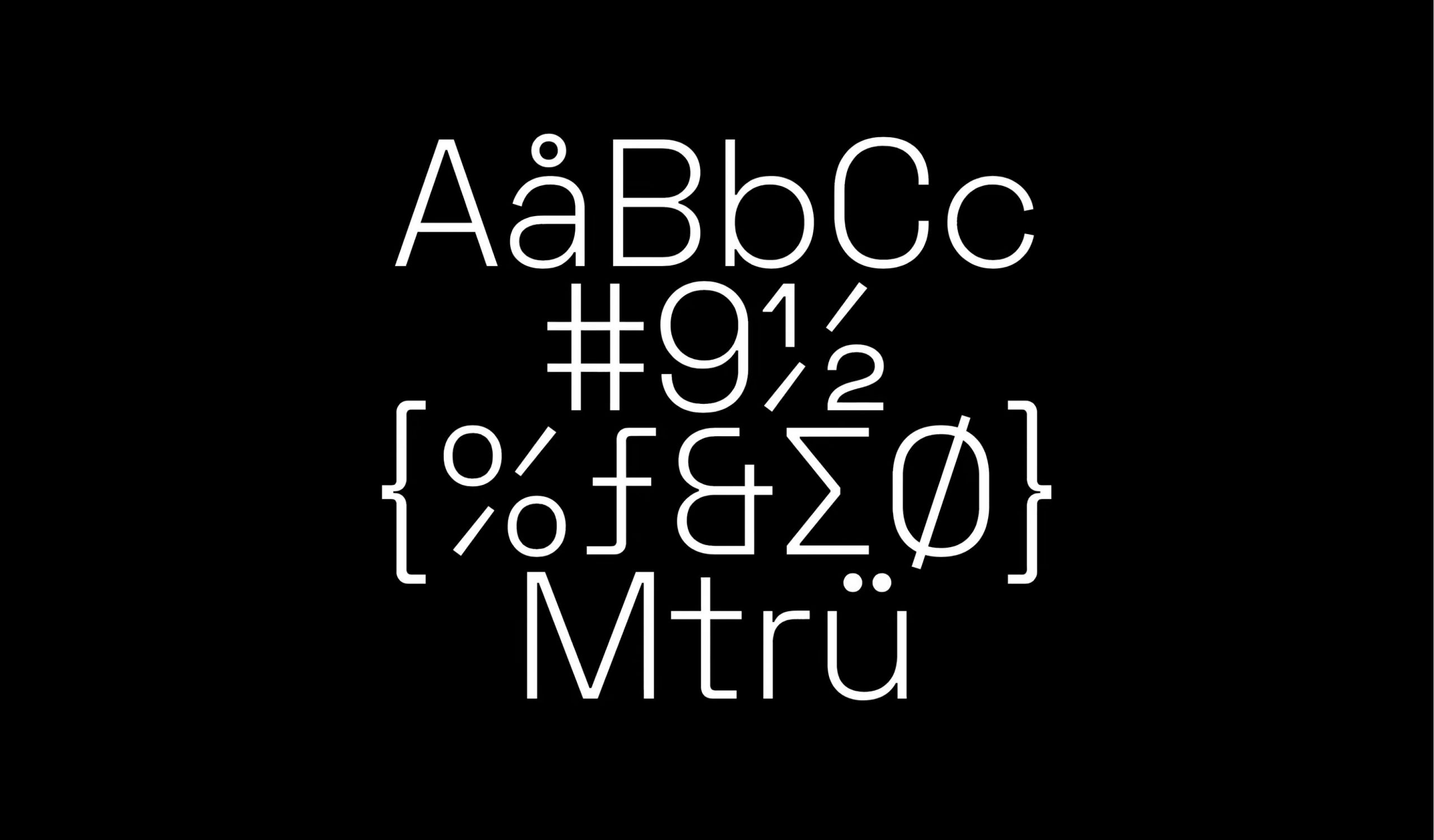 Best Free Sans Serif Fonts Space Grotesk