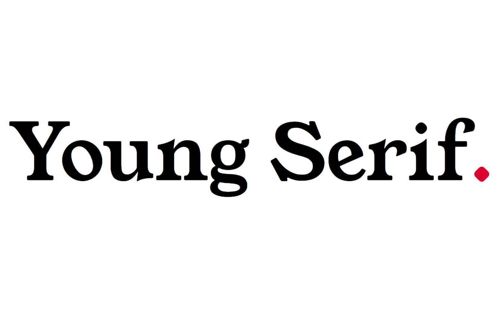 Best Free Sans Serif Fonts Young Serif