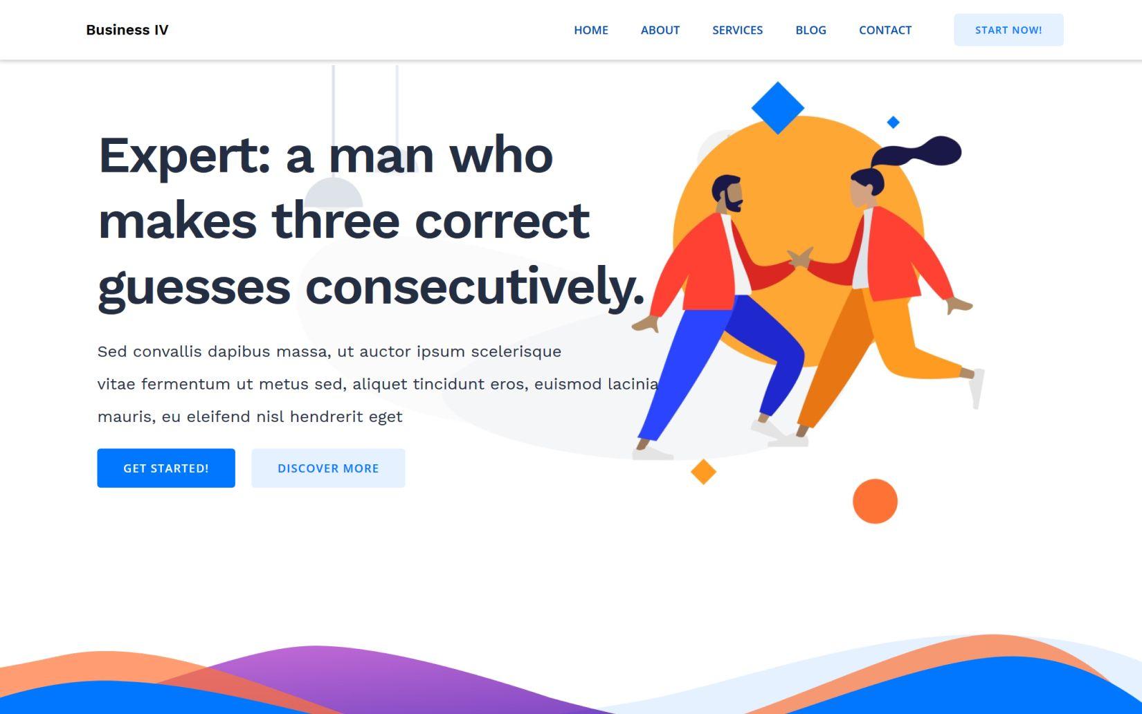 Colibri Multi Featured Theme