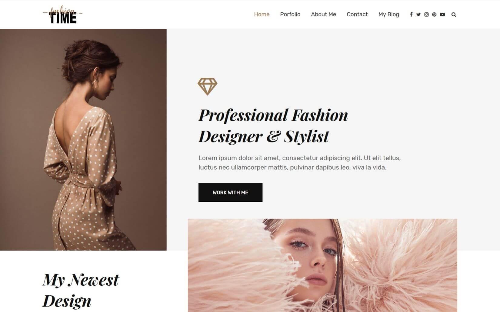 Soledad Multi Concept Blog Magazine WordPress Theme