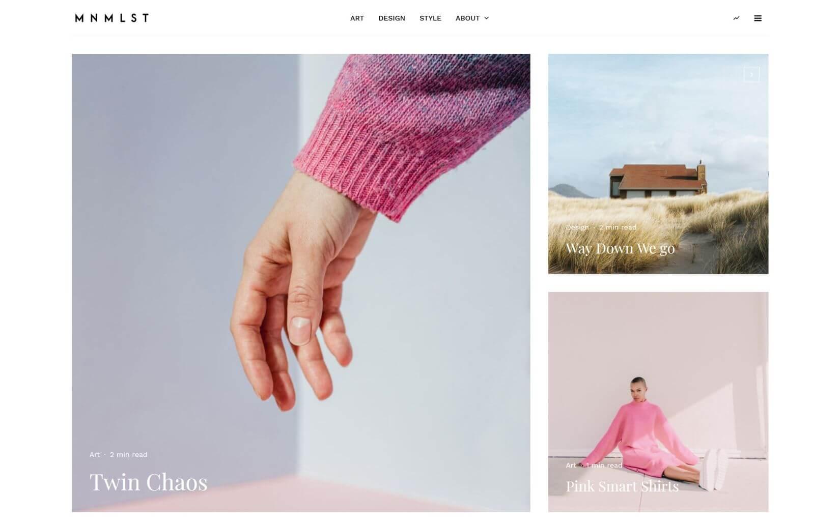 Zeen News Magazine WordPress Theme