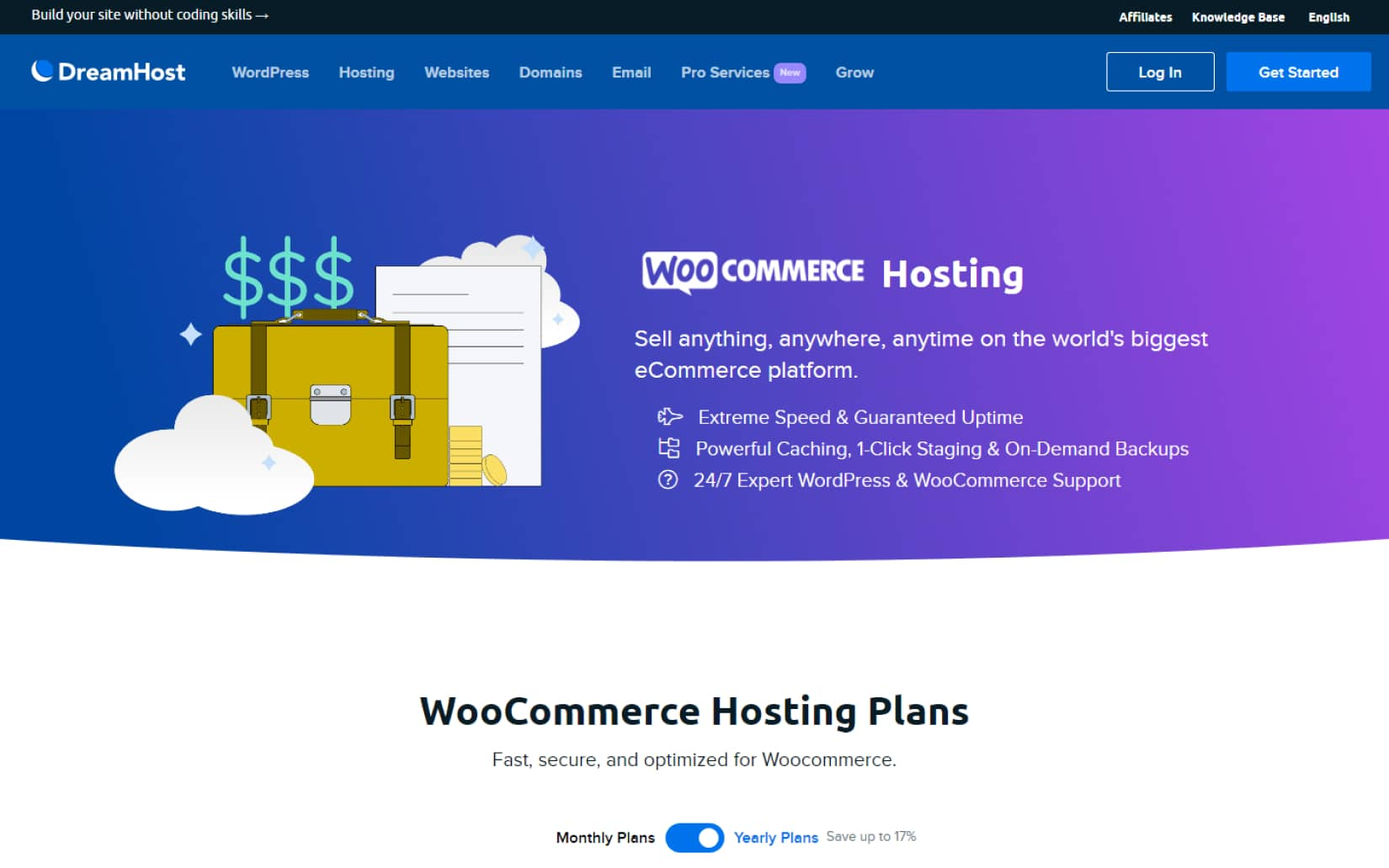 10 Best WooCommerce Hosting Compared 2020 DreamHost