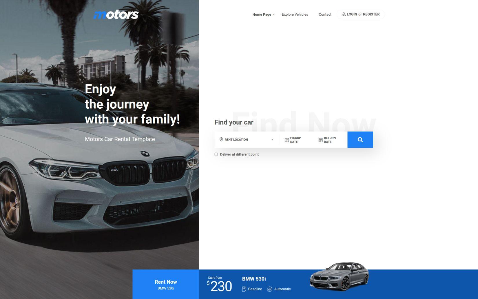20 Best Directory Listing WordPress Themes Motors Car Dealer Rental Classifieds WordPress Theme