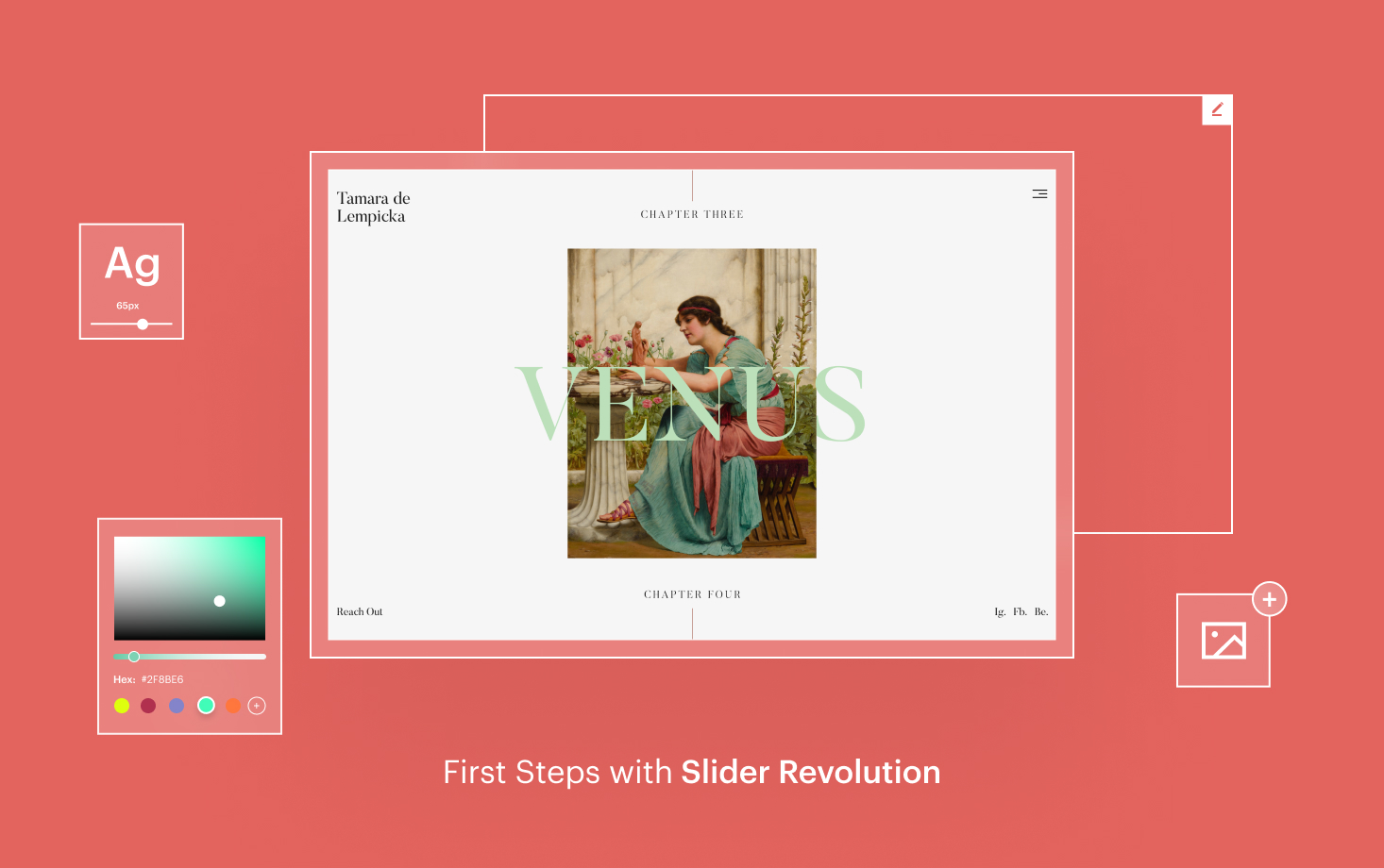 Slider Revolution Tutorial: Firwst Steps
