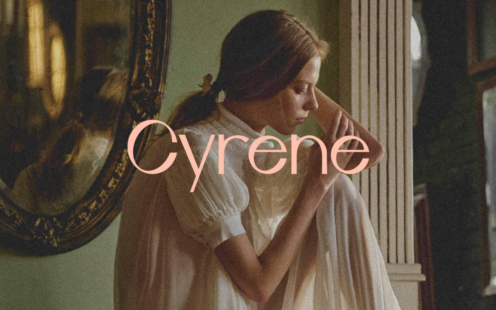 Best Free Display Fonts Cyrene