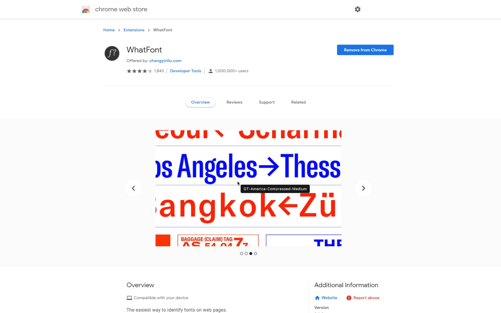What font is this How to Identify a font 2021 WhatFont