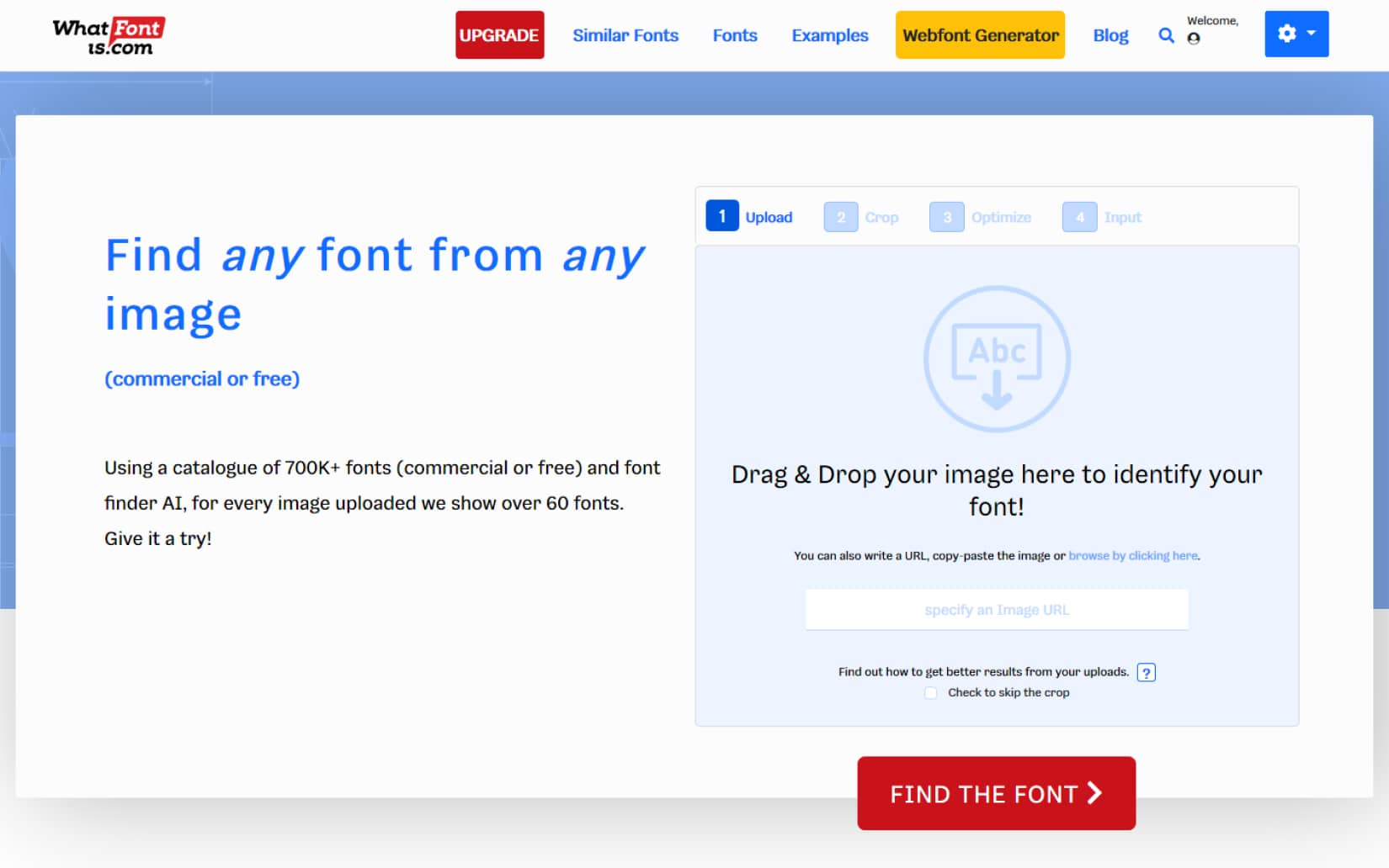 What font is this How to Identify a font 2021 WhatFontIs
