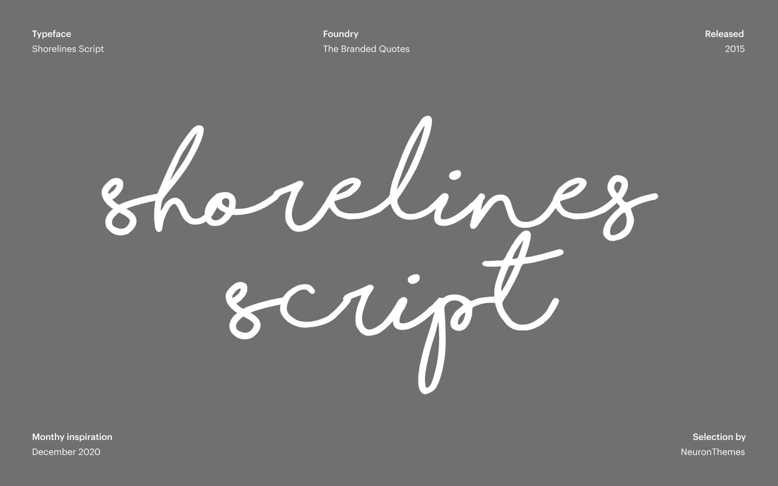 20 Best Free Handwriting Fonts | 2020
