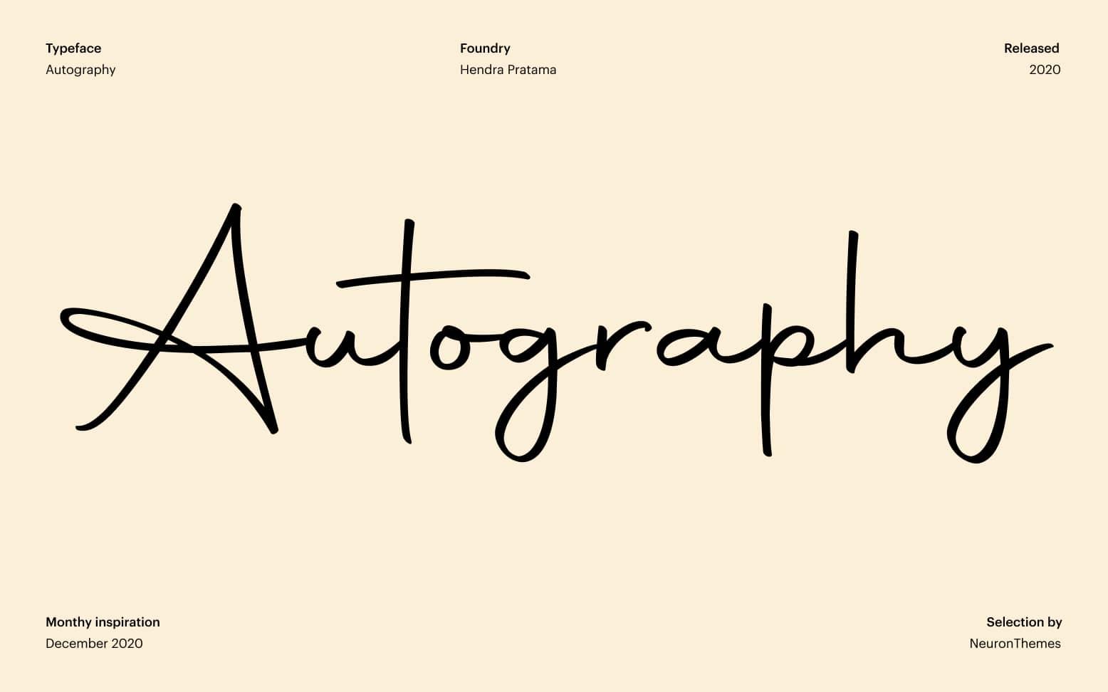 Best Free Handwriting Fonts 2020