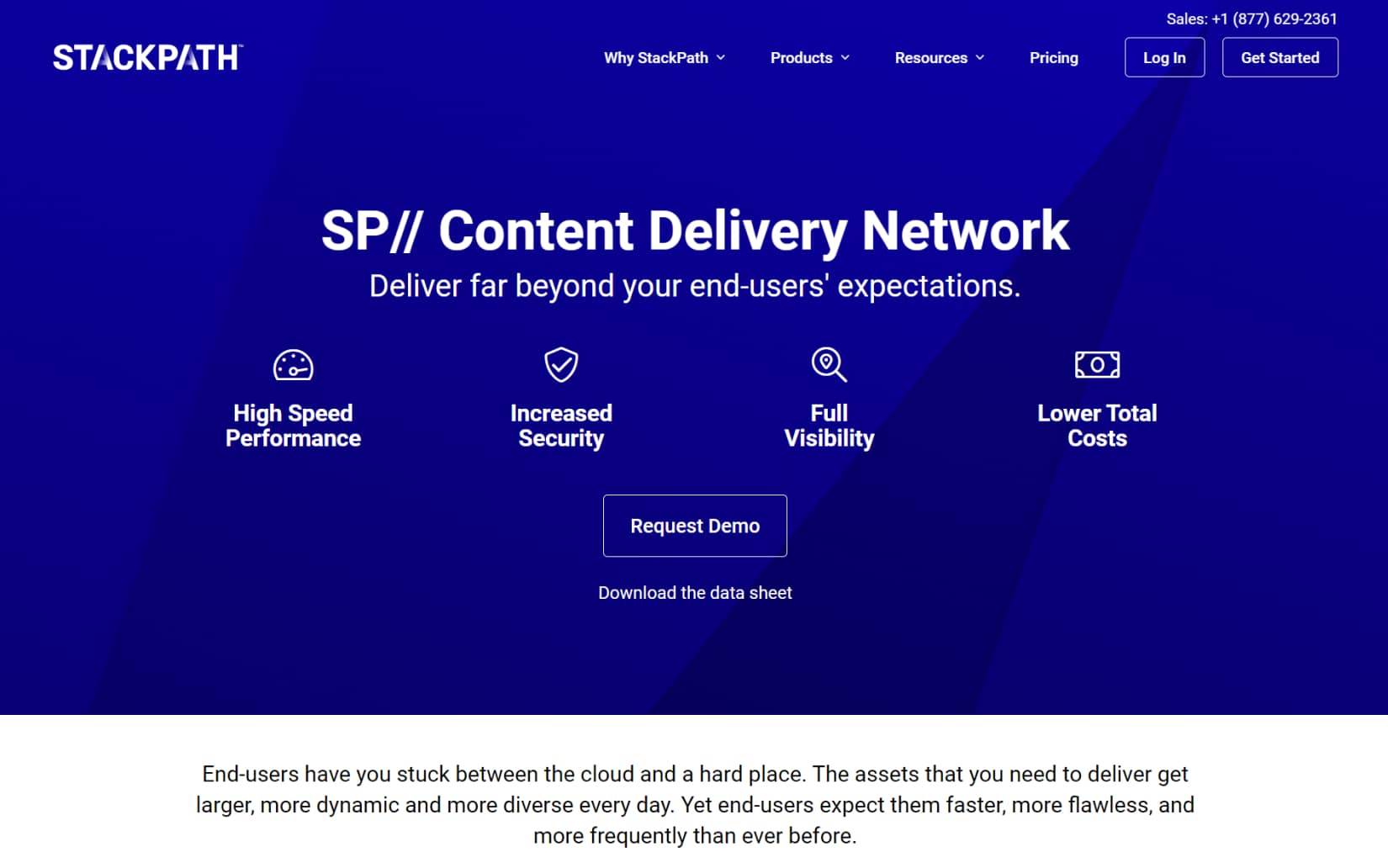 StackPath Content Delivery Network