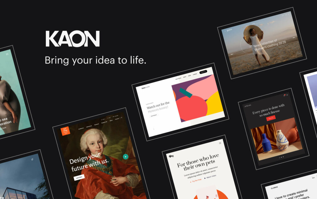 Here are top 10 reasons to choose Kaon over any WordPress theme