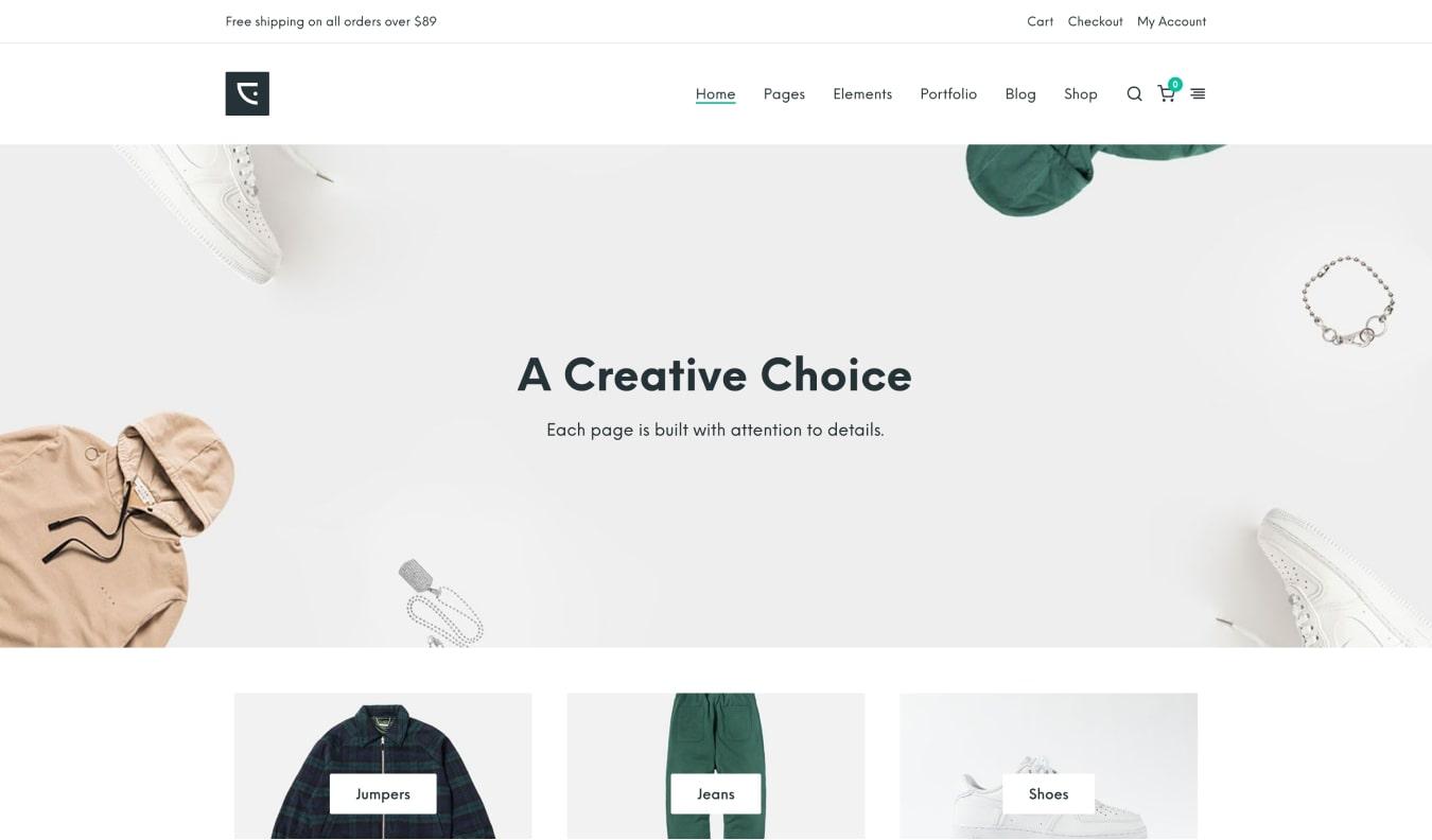 Centaurus Creative Multi Purpose WordPress Theme