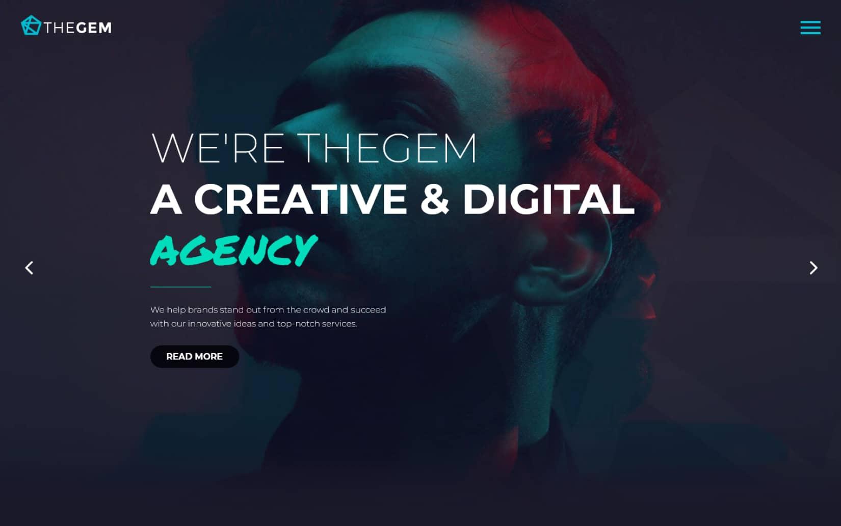 TheGem Creative Multi Purpose High Performance WordPress Theme