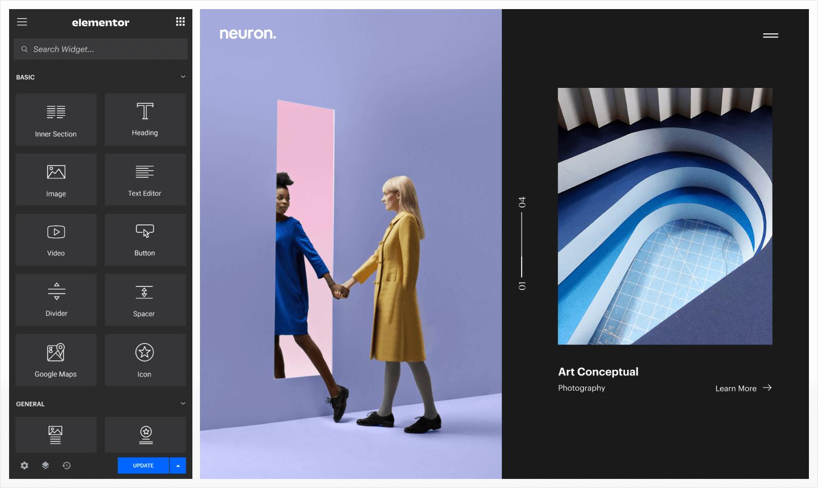 builder desktop