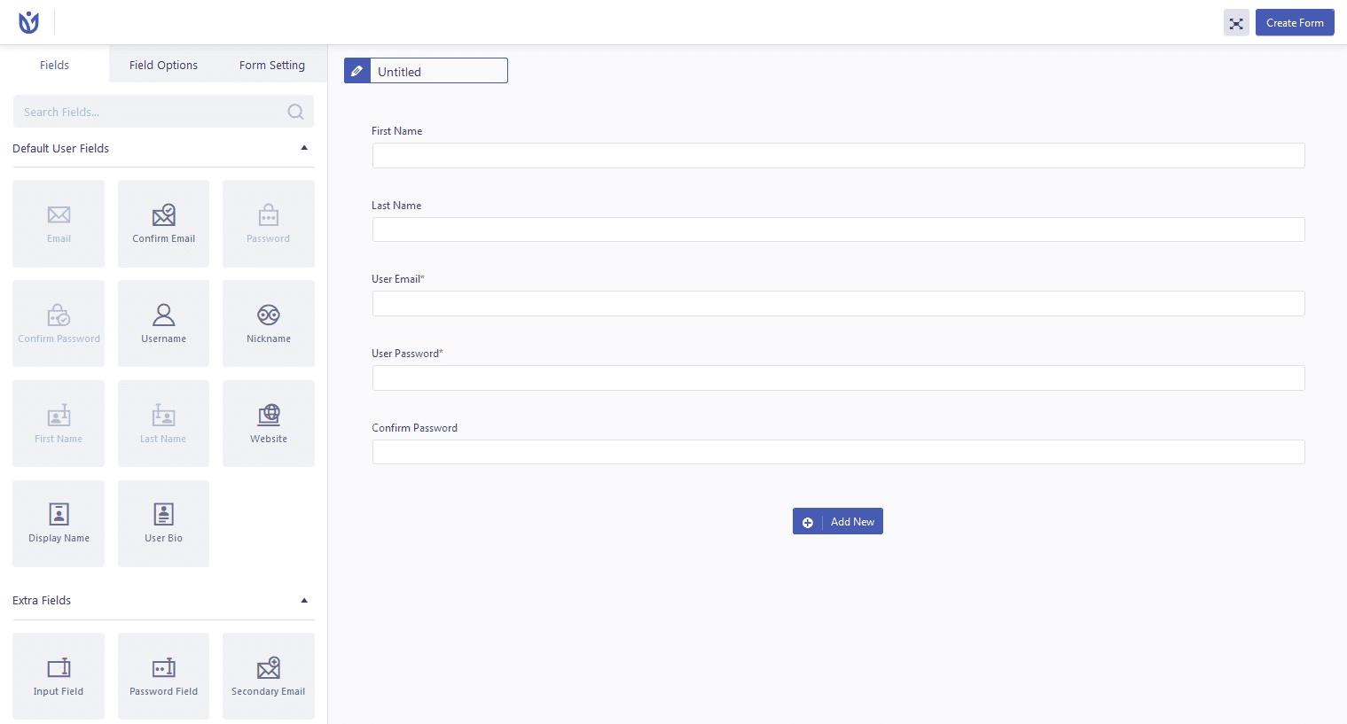 post create online class 1
