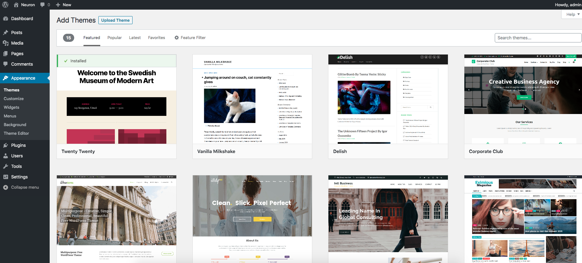 post how to create blog with wordpress 10