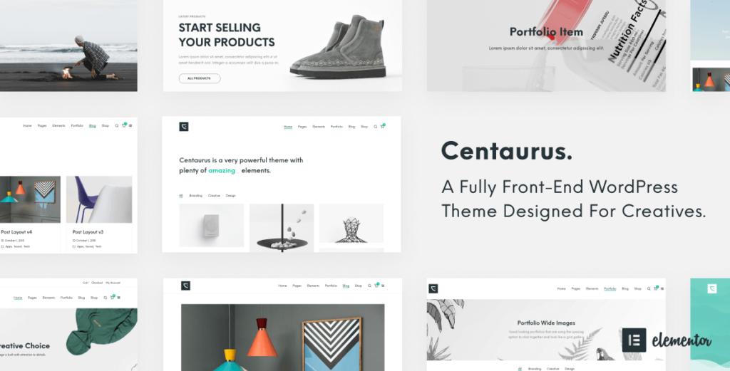theme centaurus preview